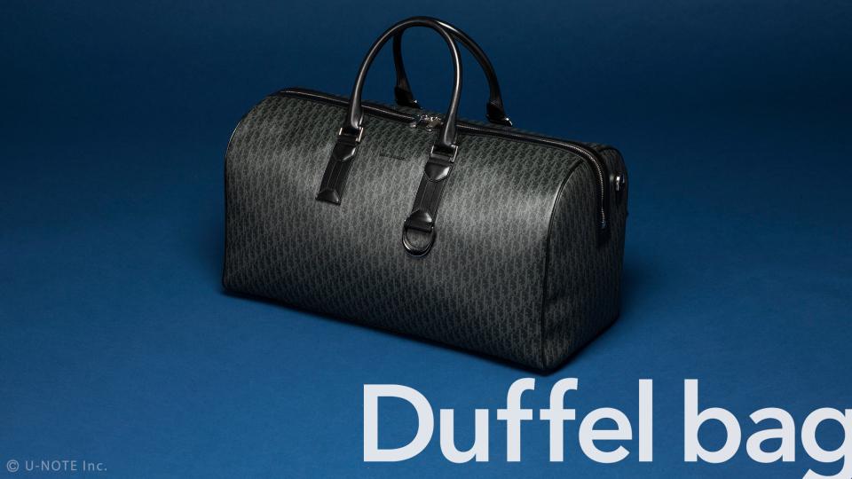 DIOR HOMME(ディオール オム)、「ダークライト」バッグでスタイルのあるオトコになれ。 5番目の画像
