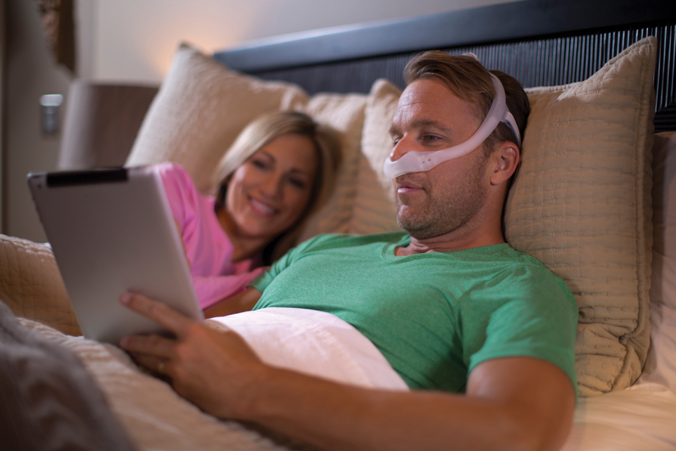 現代人に多い睡眠中の無呼吸を解決! 世界大手のフィリップスが手がける「ドリームファミリー」とは 1番目の画像