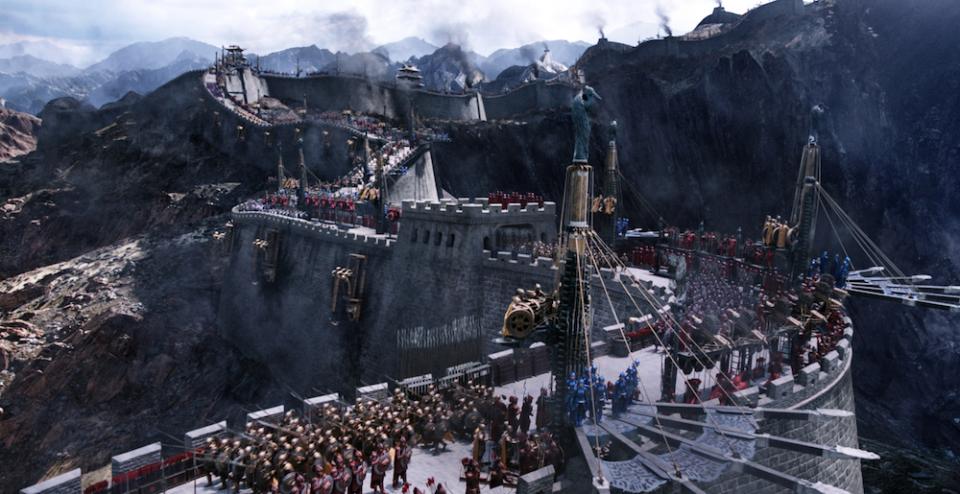 中国企業とハリウッドの蜜月を象徴する超大作「グレートウォール」が示すハリウッド映画の未来とは? 2番目の画像