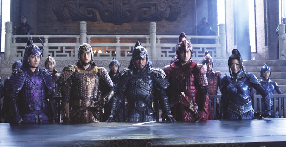 中国企業とハリウッドの蜜月を象徴する超大作「グレートウォール」が示すハリウッド映画の未来とは? 3番目の画像