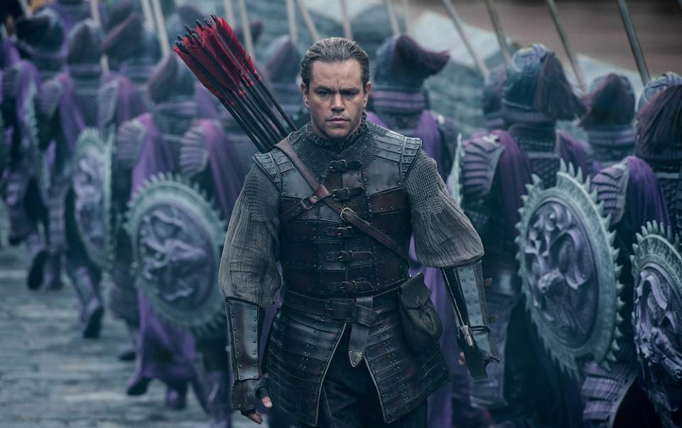 中国企業とハリウッドの蜜月を象徴する超大作「グレートウォール」が示すハリウッド映画の未来とは? 1番目の画像