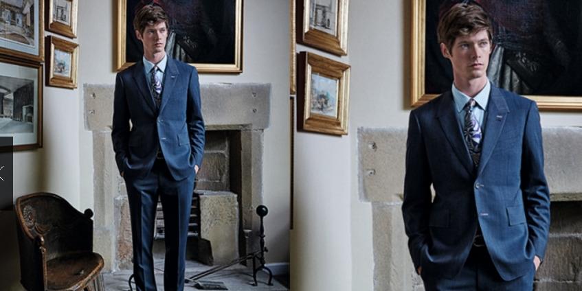 ポール・スミスの「インディビジュアルオーダースーツ」で自分だけの特別な一着を 1番目の画像
