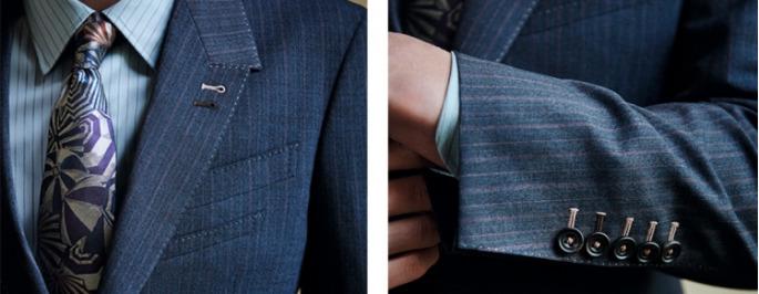 ポール・スミスの「インディビジュアルオーダースーツ」で自分だけの特別な一着を 5番目の画像