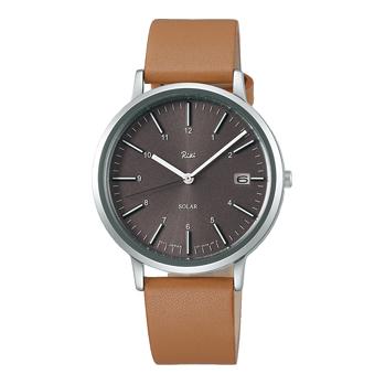 伝説のデザイナー渡辺力が手掛ける、時計ブランドRiki×SEIKOのコラボ第2弾が発売 4番目の画像