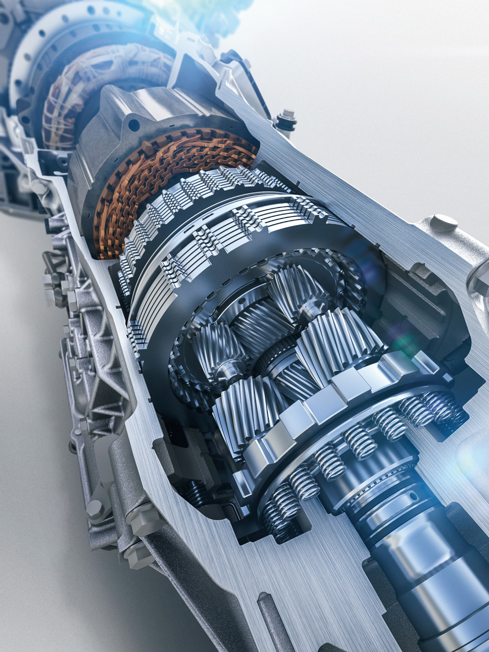 レクサスのフラッグシップ「LC500h」に搭載された「マルチステージハイブリッドシステム」の実力 7番目の画像