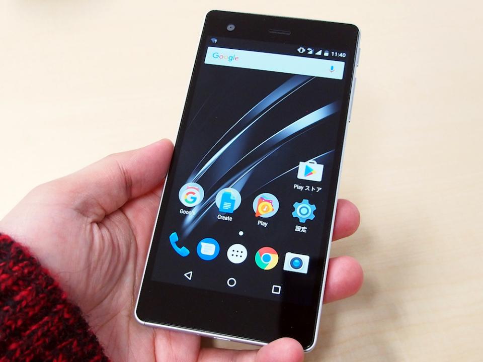 Android搭載で生まれ変わった「VAIO Phone」をジャーナリスト石野純也が徹底レビュー 2番目の画像