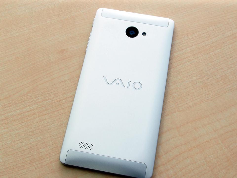 Android搭載で生まれ変わった「VAIO Phone」をジャーナリスト石野純也が徹底レビュー 3番目の画像