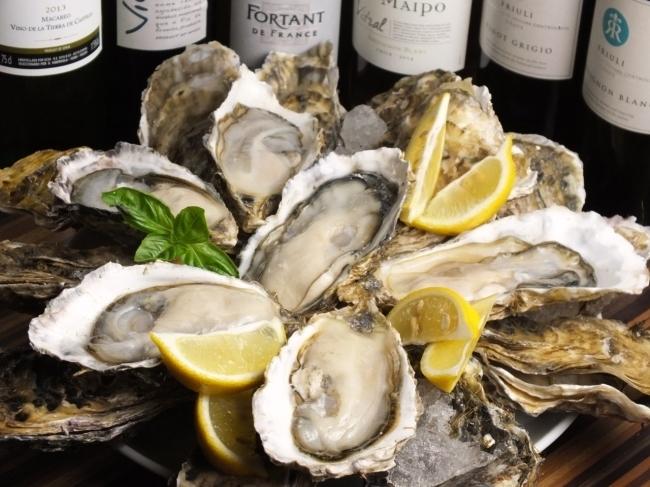 牡蠣祭りがコスパ最強すぎ…今が旬の「生牡蠣120分食べ放題」に全力ダッシュ!! 1番目の画像