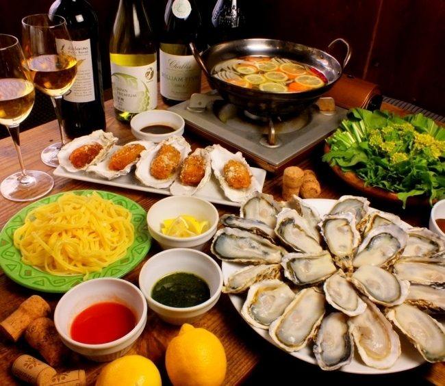 牡蠣祭りがコスパ最強すぎ…今が旬の「生牡蠣120分食べ放題」に全力ダッシュ!! 3番目の画像
