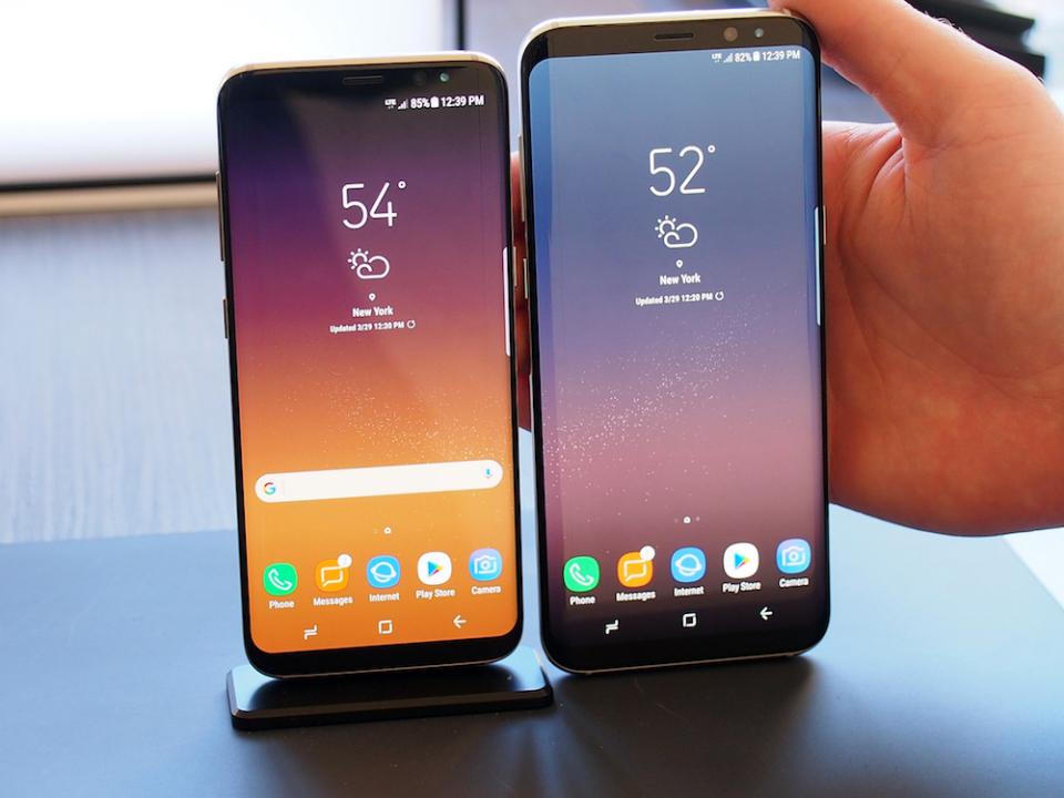 サムスン渾身の最新スマホ「Galaxy S8/S8+」ハンズオン:ニューヨーク発表会現地レポート 1番目の画像