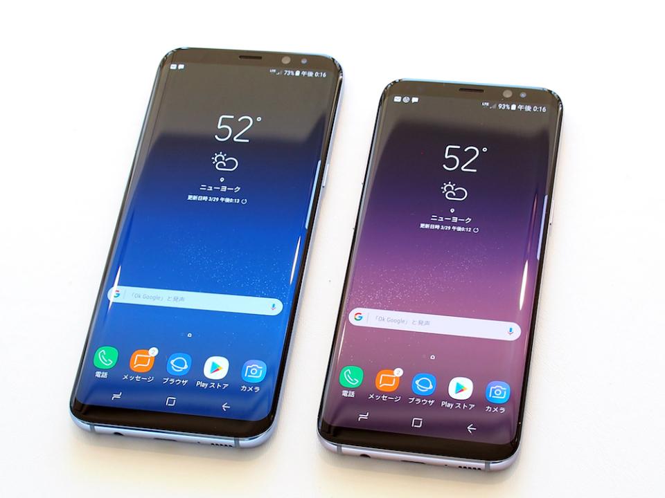 サムスン渾身の最新スマホ「Galaxy S8/S8+」ハンズオン:ニューヨーク発表会現地レポート 2番目の画像