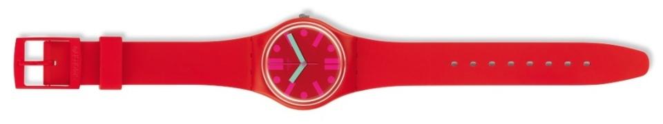 オフ日の腕元に「swatch」新作モデルで遊び心をプラス。ポップな腕時計でこなれたオトコに 6番目の画像