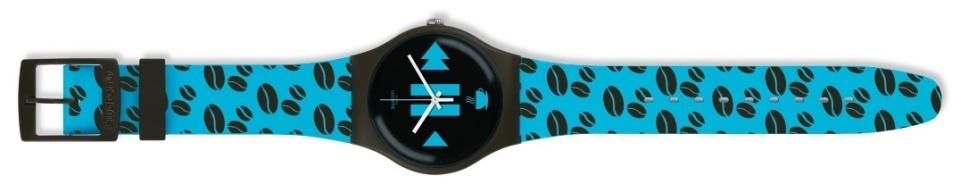 オフ日の腕元に「swatch」新作モデルで遊び心をプラス。ポップな腕時計でこなれたオトコに 9番目の画像