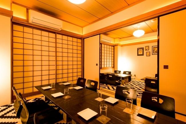 都心で宅飲み気分でくつろぎ酒。新感覚バル「TAKUNOMI BAL 座座」が代々木にオープン! 2番目の画像