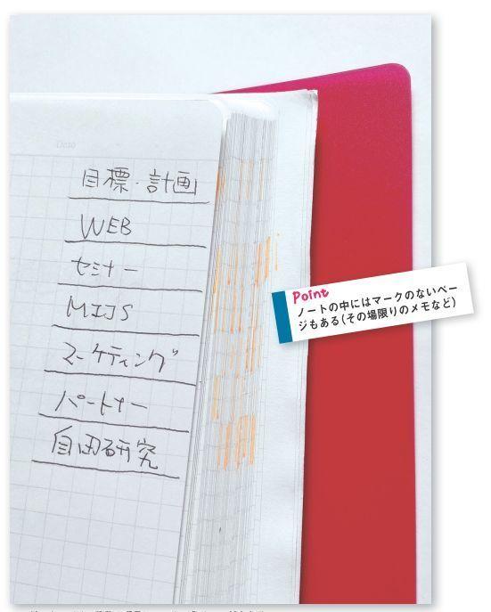 """「ノート、見せてもらってイイですか?」:コクヨに学ぶ""""社会人のためのノート術"""" 10番目の画像"""