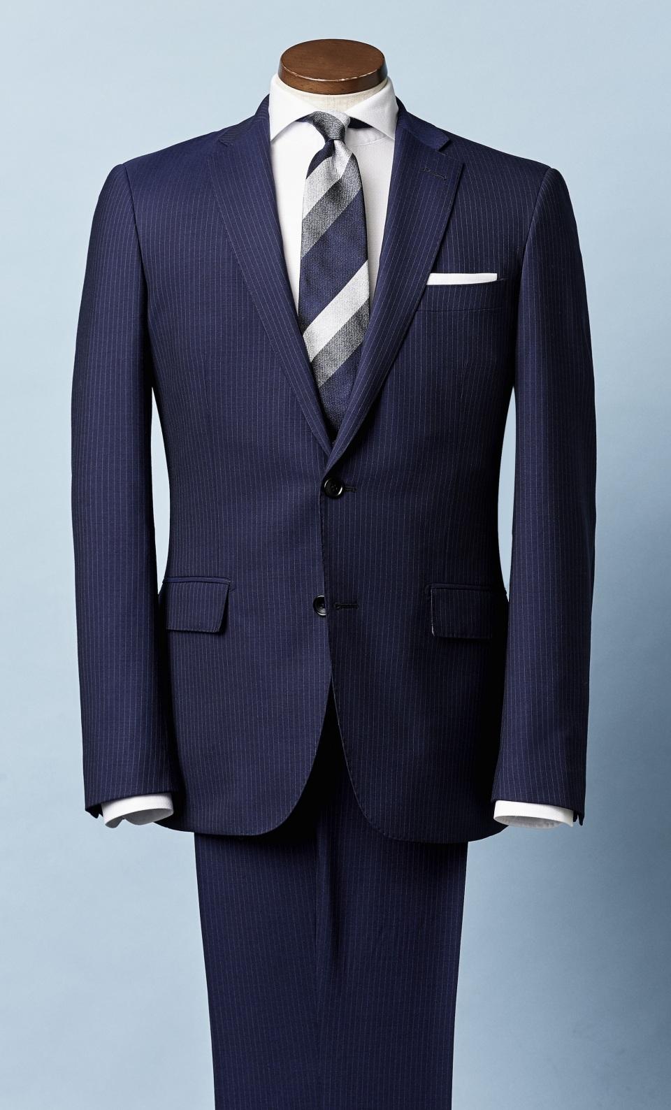 暑い季節だからこそ涼しく、スマートに。ONLYの新作春夏スーツ「プレミアムウールストレッチ」 4番目の画像