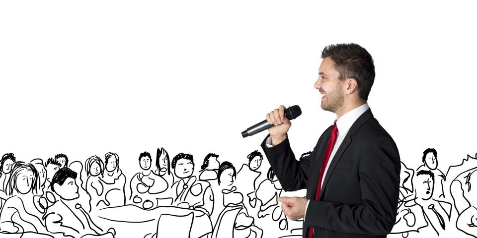 勝てるプレゼンテーション資料と話し方のコツ:プレゼンで聴衆の心をグッと掴む! 1番目の画像