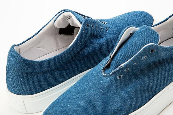 ひとクセ効いたミニマルデザインに注目。Ambのスニーカーでスタンダードなスタイルに小さな革命を 12番目の画像