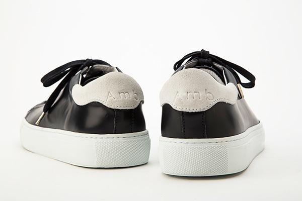 ひとクセ効いたミニマルデザインに注目。Ambのスニーカーでスタンダードなスタイルに小さな革命を 18番目の画像