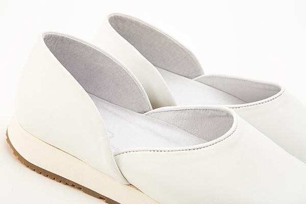 ひとクセ効いたミニマルデザインに注目。Ambのスニーカーでスタンダードなスタイルに小さな革命を 20番目の画像