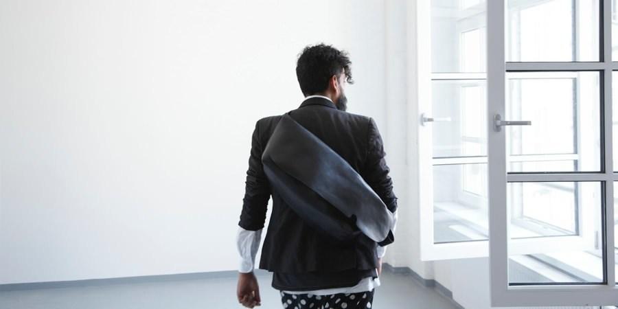 ジャパンメイドの品質とデザイン。ビジネススタイルにも馴染むUni&co.のメッセンジャーバッグ 1番目の画像