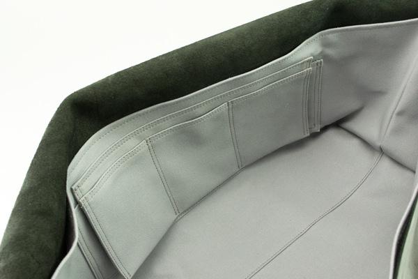 ジャパンメイドの品質とデザイン。ビジネススタイルにも馴染むUni&co.のメッセンジャーバッグ 11番目の画像