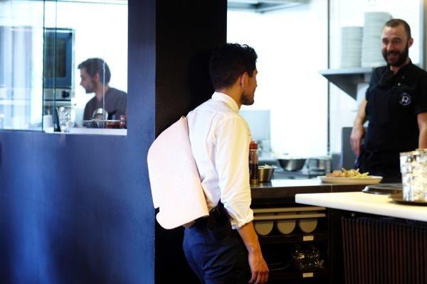 ジャパンメイドの品質とデザイン。ビジネススタイルにも馴染むUni&co.のメッセンジャーバッグ 21番目の画像