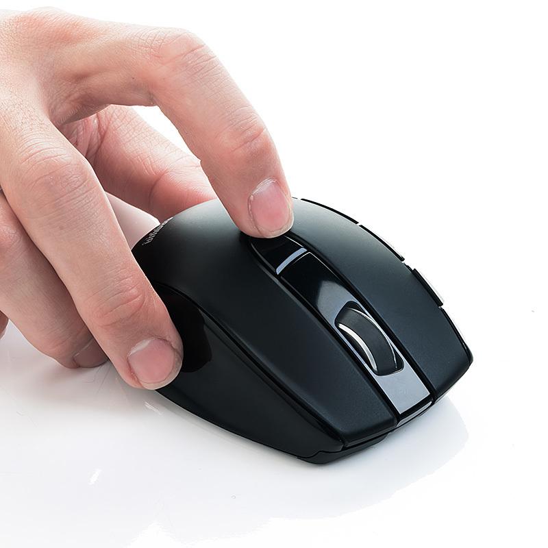 """想像以上に便利だった""""マルチペアリング対応マウス"""":3デバイスに繋いでPC作業の効率UP! 4番目の画像"""