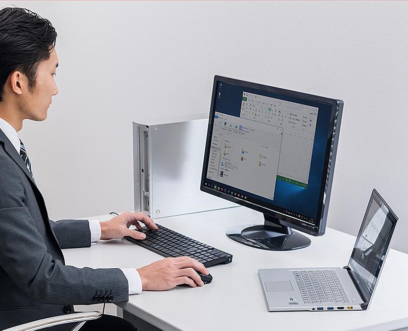 """想像以上に便利だった""""マルチペアリング対応マウス"""":3デバイスに繋いでPC作業の効率UP! 2番目の画像"""