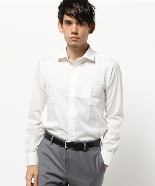 クールビズで大活躍。夏に使える高品質ワイシャツおすすめ5ブランド 2番目の画像