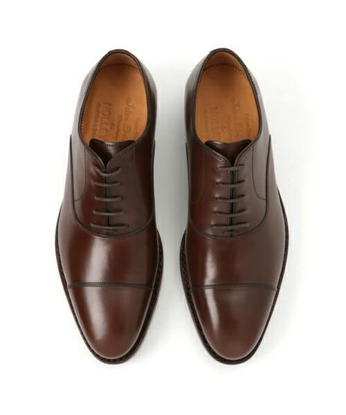 """""""革靴の種類""""をシーン別に選ぶとき。ビジネスマンの足元を輝かせる、6つのおすすめの革靴 4番目の画像"""