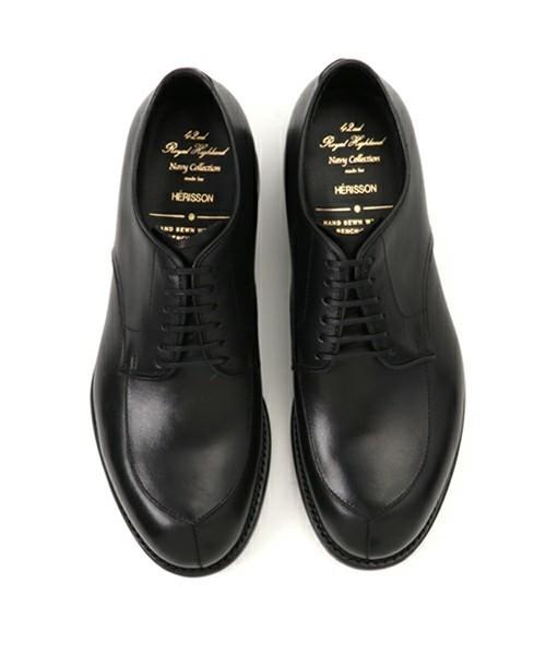 """""""革靴の種類""""をシーン別に選ぶとき。ビジネスマンの足元を輝かせる、6つのおすすめの革靴 13番目の画像"""