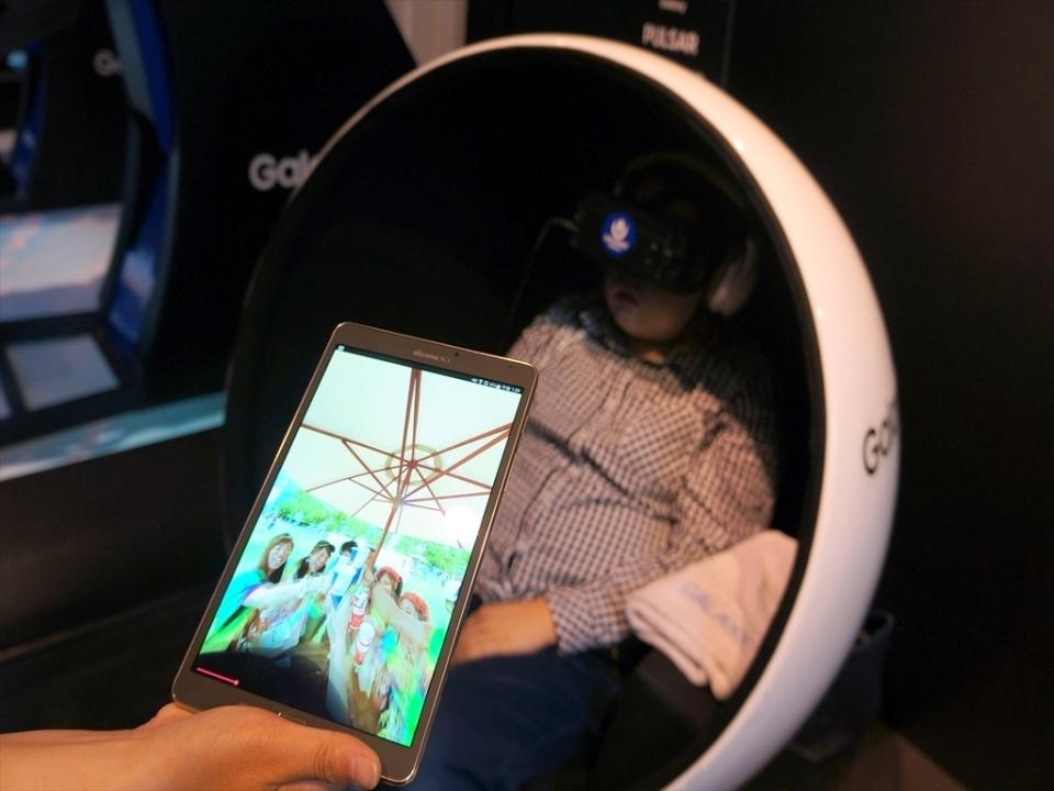 サムスンのVR体験イベント「Galaxy Studio Tokyo」は絶叫間違いなし! 2番目の画像