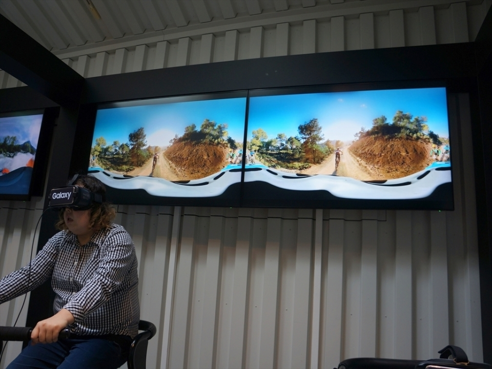 サムスンのVR体験イベント「Galaxy Studio Tokyo」は絶叫間違いなし! 4番目の画像