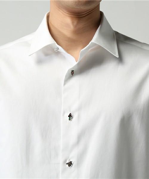 クールビズのシャツは普段と同じじゃダメだって知ってた?意外と知らないシャツの襟のあれこれ 1番目の画像