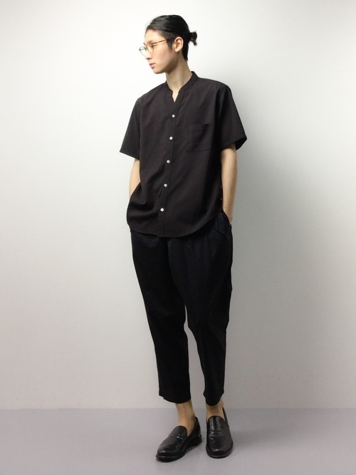 ALL MADE IN JAPANにこだわった「UNITED TOKYO」の半袖シャツ5コーデ 7番目の画像