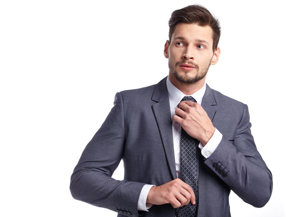 「スーツ姿がかっこいい」って言われたくないか? さりげないかっこよさ漂うスーツ着こなし術 1番目の画像