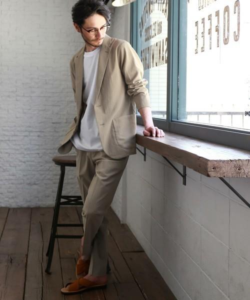 """ビジネスシーンも休日も""""優秀パンツ""""があればOK。大人の男に必須な夏ボトムス5選 2番目の画像"""