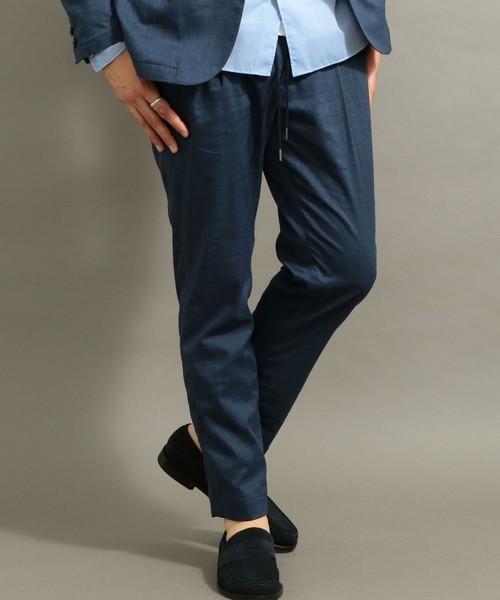 """ビジネスシーンも休日も""""優秀パンツ""""があればOK。大人の男に必須な夏ボトムス5選 4番目の画像"""