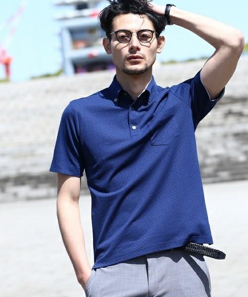 【ポロシャツのすすめ】定番アイテムで、ビジネスシーンも休日もストレスから解放! 8番目の画像