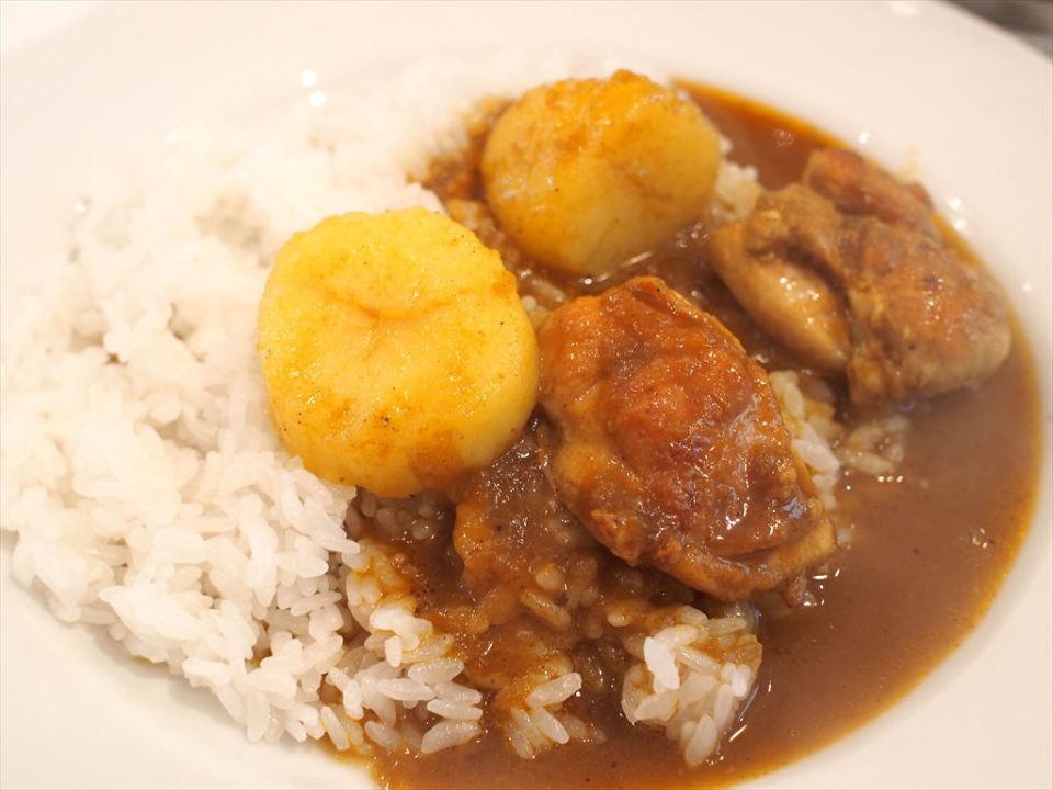 家電ブランドのバルミューダが飲食に参入?「BALMUDA The Curry」を実食してきた! 6番目の画像