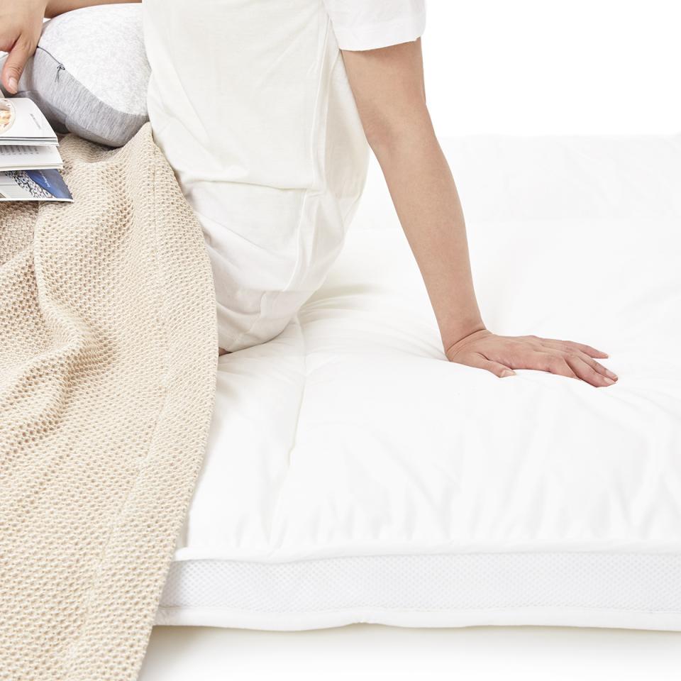 肩こり・腰痛の原因はあなたの寝具かも。最高の目覚めで1日を始められる「体圧分散マットレス」 1番目の画像