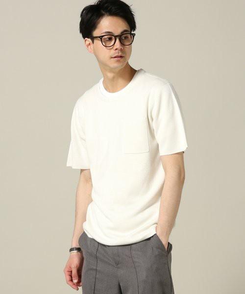 30代から着こなしたい無地Tシャツ、選ぶポイントは「カタチ」にあった 6番目の画像