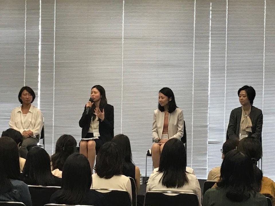 未来の女性ビジネスリーダーたちへ捧げるアドバイス:リクルート×パソナ共催イベントを徹底レポート! 4番目の画像