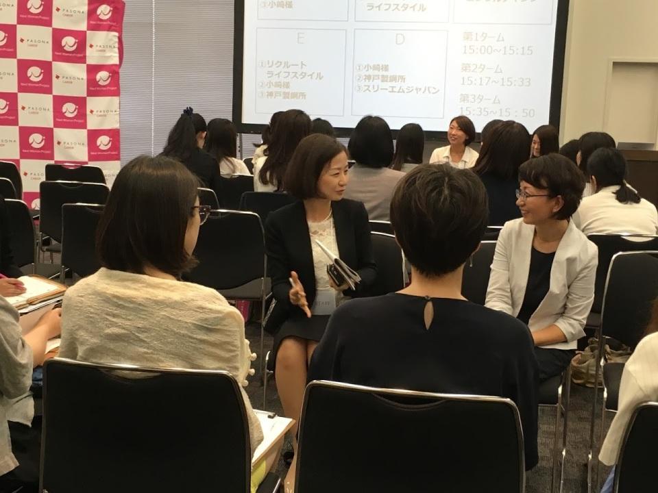 未来の女性ビジネスリーダーたちへ捧げるアドバイス:リクルート×パソナ共催イベントを徹底レポート! 5番目の画像