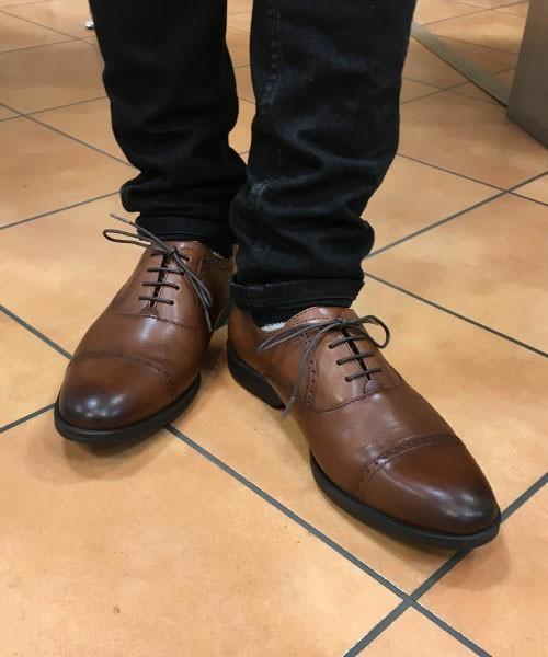 知ってる人は知っている!アシックスの革靴はスニーカーと同レベルで履き心地抜群な名品だった 4番目の画像