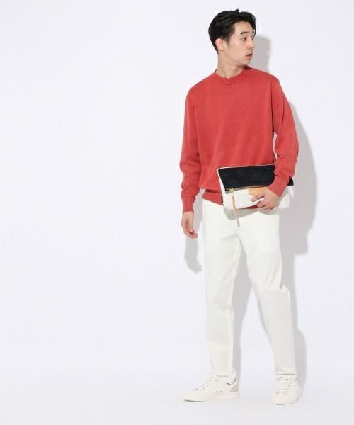 まだ持ってないの? 夏ファッションを格上げする白スニーカーメンズコーデ術 4番目の画像