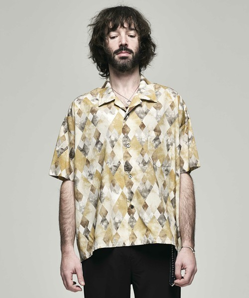 この夏マストバイ! 個性的なオープンカラーシャツ最新まとめ 6番目の画像