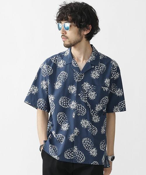 この夏マストバイ! 個性的なオープンカラーシャツ最新まとめ 2番目の画像