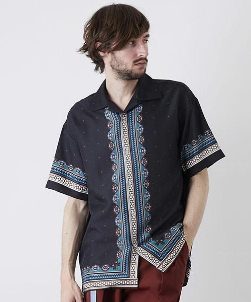 この夏マストバイ! 個性的なオープンカラーシャツ最新まとめ 1番目の画像